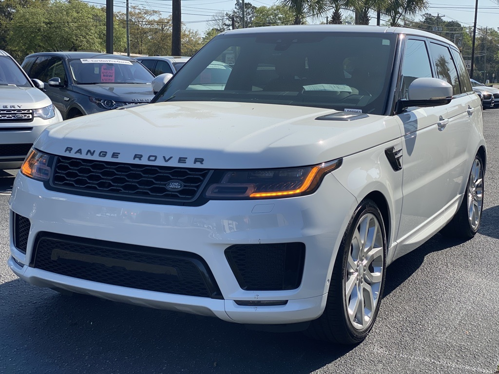Pre-Owned 2019 Land Rover Range Rover Sport Supercharged