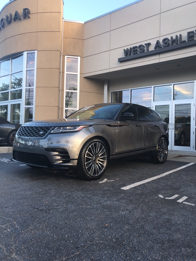 Pre-Owned 2018 Land Rover Range Rover Velar P380 First Edition