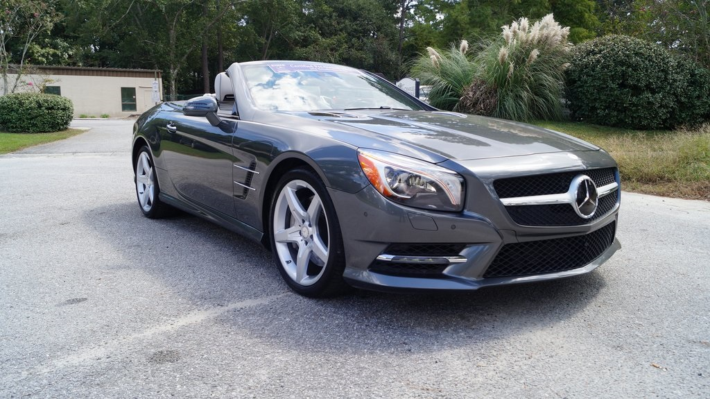 Lovely Certified Pre Owned 2014 Mercedes Benz SL Class SL 550