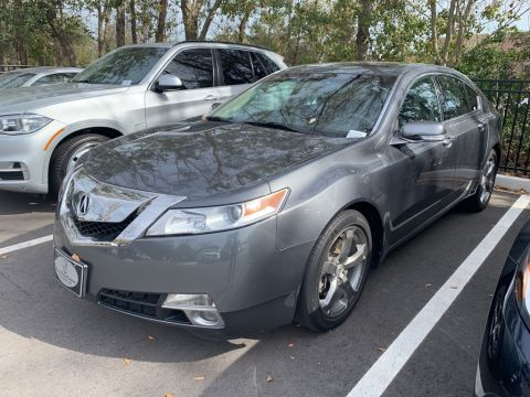 Pre-Owned 2010 Acura TL SH-AWD