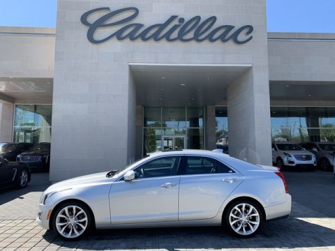 Pre-Owned 2016 Cadillac ATS Sedan Performance Collection AWD