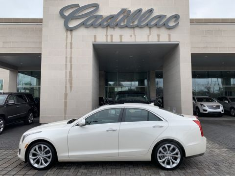 Pre-Owned 2014 Cadillac ATS Premium AWD