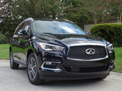 Pre-Owned 2019 INFINITI QX60 LUXE