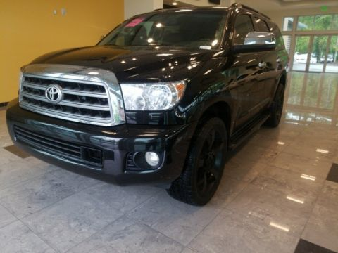 Pre-Owned 2014 Toyota Sequoia Platinum