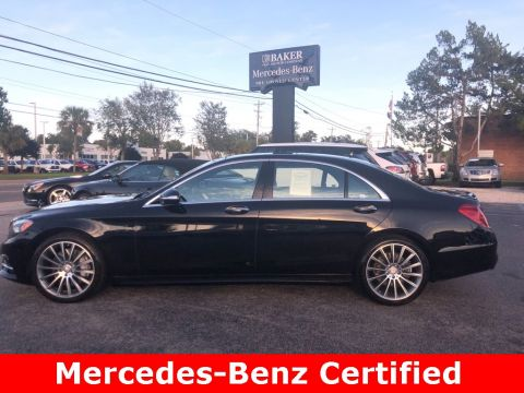 Pre-Owned 2017 Mercedes-Benz S-Class S 550