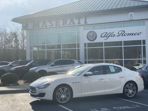 Pre-Owned 2019 Maserati Ghibli Base